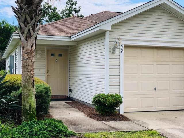 52 Park Place, Panama City Beach, FL 32413 (MLS #851824) :: Berkshire Hathaway HomeServices Beach Properties of Florida