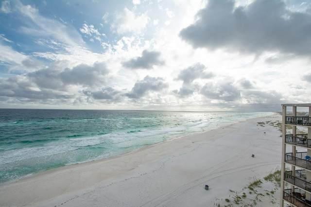 23223 Front Beach Road # 705, Panama City Beach, FL 32413 (MLS #851827) :: Better Homes & Gardens Real Estate Emerald Coast