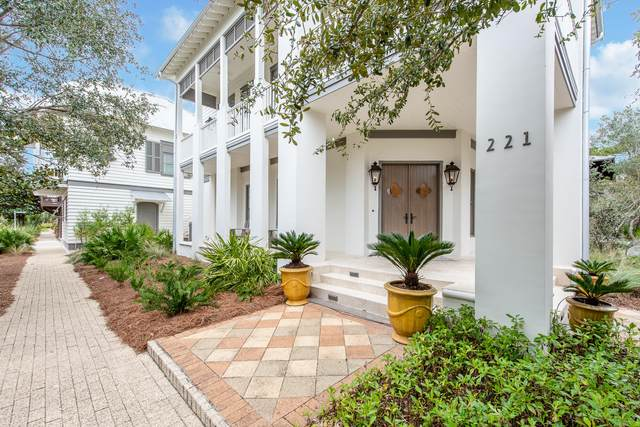 221 Rosemary Avenue, Rosemary Beach, FL 32461 (MLS #851838) :: Better Homes & Gardens Real Estate Emerald Coast