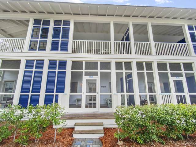 46 E Watercolor Boulevard #102, Santa Rosa Beach, FL 32459 (MLS #851872) :: Berkshire Hathaway HomeServices Beach Properties of Florida