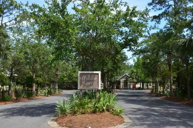 64 Crepe Myrtle Lane, Santa Rosa Beach, FL 32459 (MLS #851873) :: Vacasa Real Estate