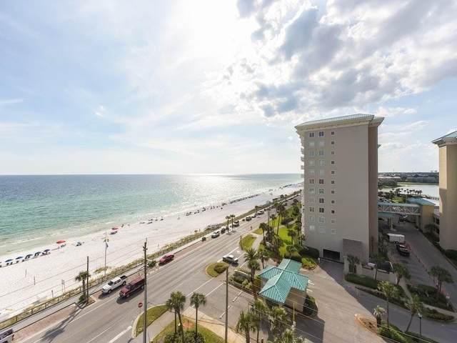 1096 Scenic Gulf Drive Unit 702, Miramar Beach, FL 32550 (MLS #851914) :: Back Stage Realty