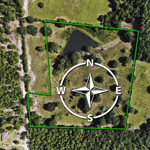 12.23 Acres On Hannah Branch Road, Crestview, FL 32539 (MLS #851940) :: Somers & Company