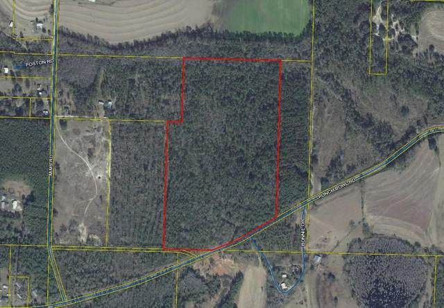 46acres Punchbowl Road Road, Defuniak Springs, FL 32433 (MLS #851954) :: Coastal Luxury