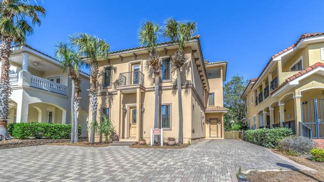 315 La Valencia Circle, Panama City Beach, FL 32413 (MLS #851961) :: Berkshire Hathaway HomeServices Beach Properties of Florida