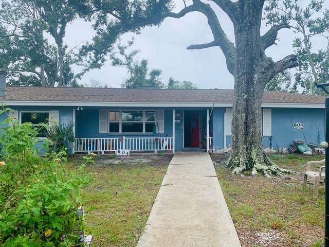 604 10th Street, Port St. Joe, FL 32456 (MLS #851968) :: Keller Williams Realty Emerald Coast