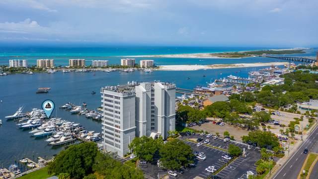 320 Harbor Boulevard #1101, Destin, FL 32541 (MLS #851973) :: Back Stage Realty