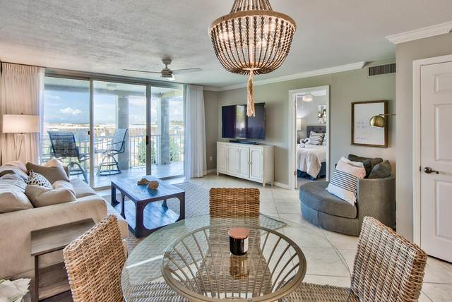 480 Gulf Shore Drive Unit 105, Destin, FL 32541 (MLS #852001) :: The Ryan Group