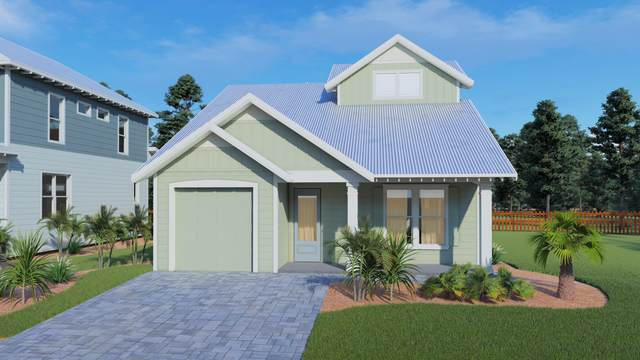 Lot 64 W Willow Mist Road, Inlet Beach, FL 32461 (MLS #852051) :: Berkshire Hathaway HomeServices Beach Properties of Florida