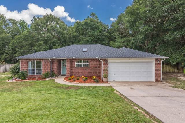 318 Tislow Drive, Crestview, FL 32536 (MLS #852104) :: Scenic Sotheby's International Realty