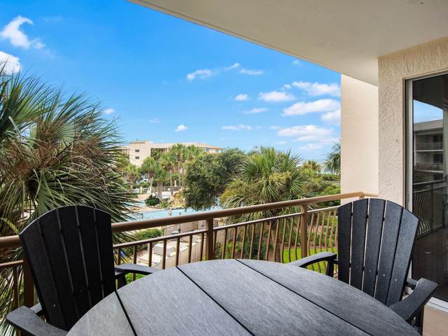 10254 E County Highway 30A #332, Inlet Beach, FL 32461 (MLS #852116) :: Better Homes & Gardens Real Estate Emerald Coast