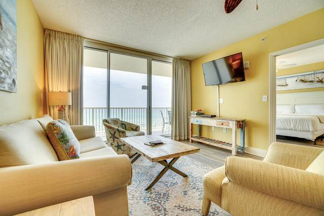 10901 Front Beach Road #404, Panama City Beach, FL 32407 (MLS #852134) :: Berkshire Hathaway HomeServices Beach Properties of Florida