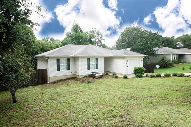 318 Strawbridge Drive, Crestview, FL 32539 (MLS #852148) :: The Premier Property Group