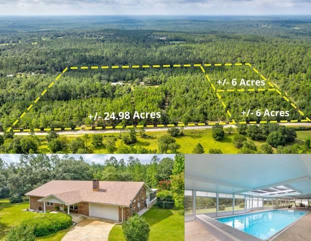 4576 Tick Haven Lane, Crestview, FL 32539 (MLS #852158) :: The Premier Property Group