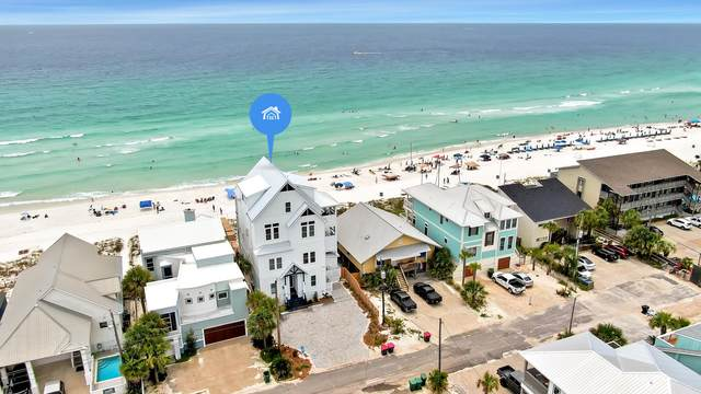 6723 Gulf Drive, Panama City Beach, FL 32408 (MLS #852180) :: Beachside Luxury Realty