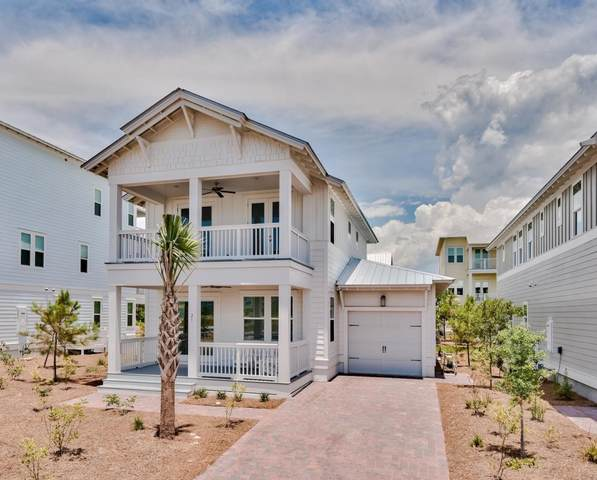 21 E Crabbing Hole Lane, Inlet Beach, FL 32461 (MLS #852200) :: Berkshire Hathaway HomeServices Beach Properties of Florida