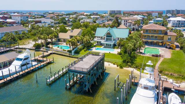 519 Norriego Road, Destin, FL 32541 (MLS #852207) :: Berkshire Hathaway HomeServices Beach Properties of Florida