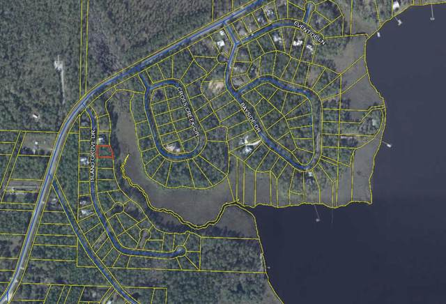 Lot 37 Island Grove Drive, Freeport, FL 32439 (MLS #852245) :: Better Homes & Gardens Real Estate Emerald Coast