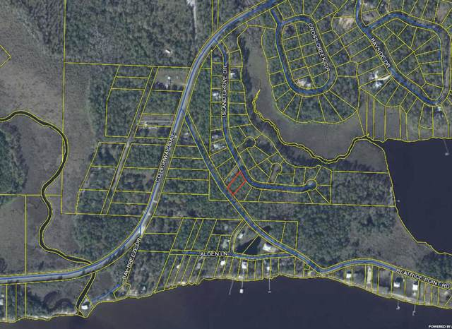 Lot 12 Island Grove Drive, Freeport, FL 32439 (MLS #852246) :: Berkshire Hathaway HomeServices Beach Properties of Florida
