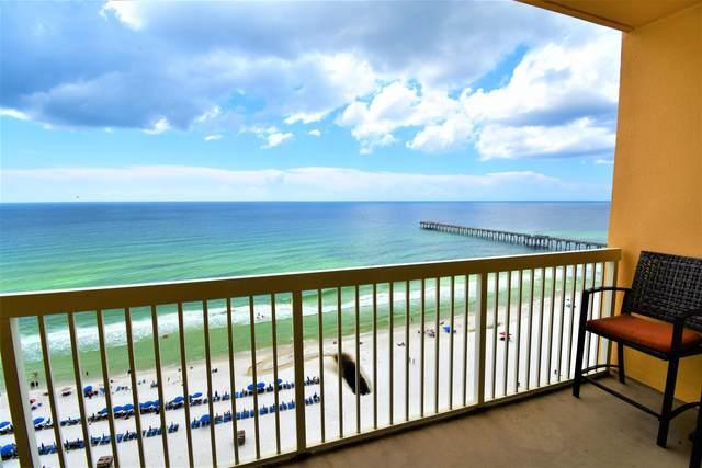 15817 Front Beach Road Unit 1-1603, Panama City Beach, FL 32413 (MLS #852251) :: Better Homes & Gardens Real Estate Emerald Coast
