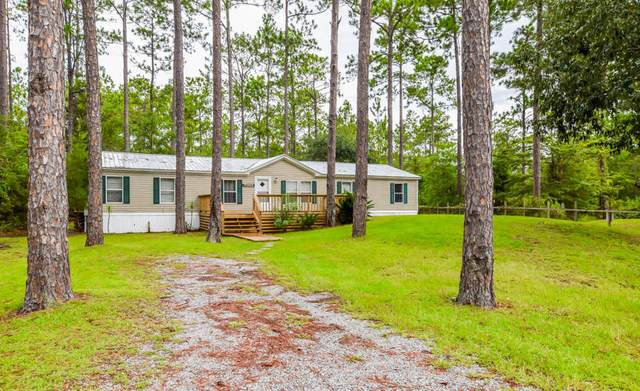 213 Oakcrest Drive, Freeport, FL 32439 (MLS #852267) :: Better Homes & Gardens Real Estate Emerald Coast