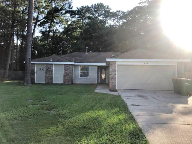 428 Northampton Circle, Fort Walton Beach, FL 32547 (MLS #852279) :: Briar Patch Realty