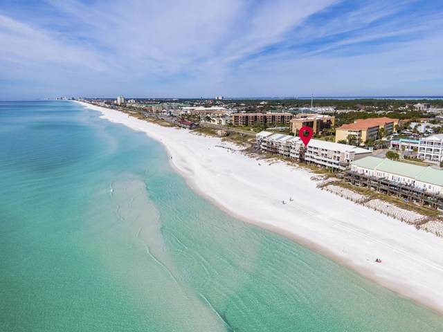 2075 Scenic Gulf Drive Unit 8, Miramar Beach, FL 32550 (MLS #852285) :: Scenic Sotheby's International Realty