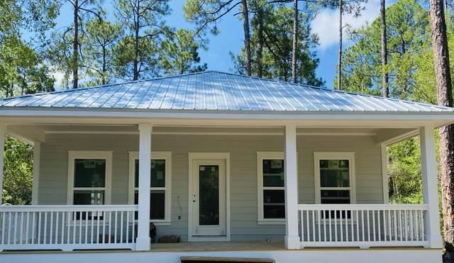 180 E Wild Blueberry Way, Santa Rosa Beach, FL 32459 (MLS #852303) :: Berkshire Hathaway HomeServices Beach Properties of Florida