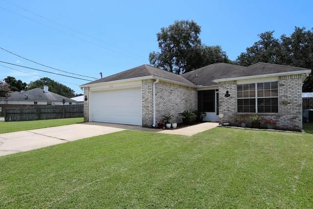 1856 Laurel Oaks Court, Fort Walton Beach, FL 32547 (MLS #852338) :: Classic Luxury Real Estate, LLC