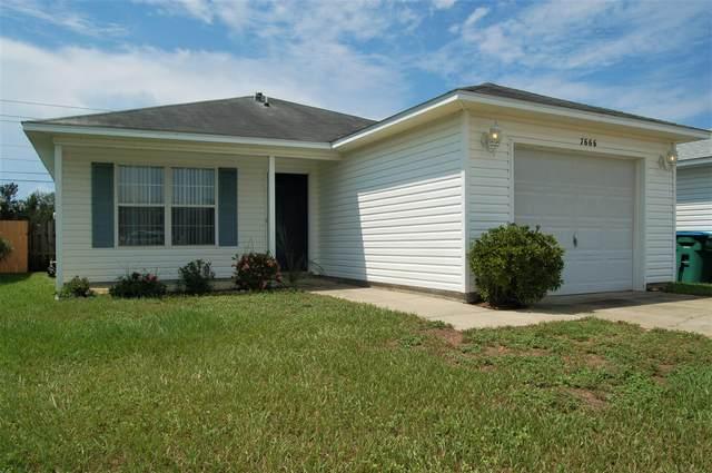 7666 Chablis Circle, Navarre, FL 32566 (MLS #852343) :: Vacasa Real Estate