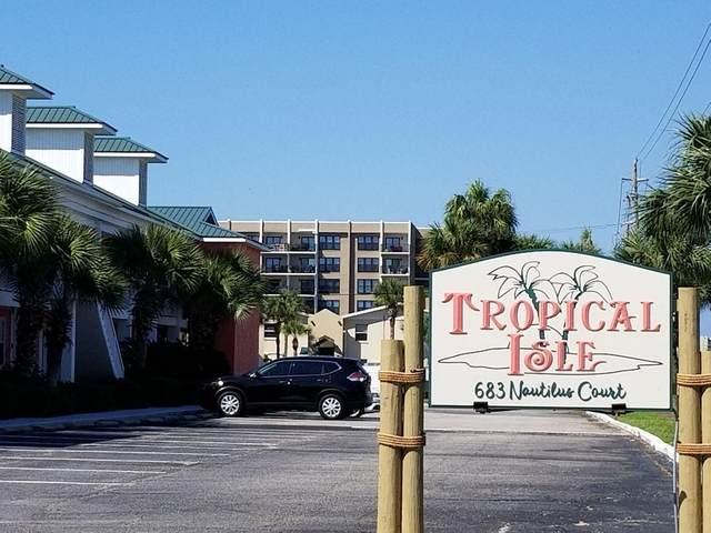 683 Nautilus Court Unit 110, Fort Walton Beach, FL 32548 (MLS #852344) :: Vacasa Real Estate