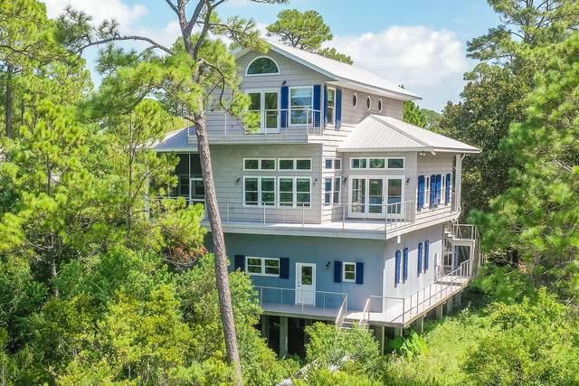 69 Oyster Lake Drive, Santa Rosa Beach, FL 32459 (MLS #852352) :: Somers & Company