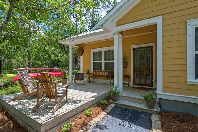 65 Summerwind Trail, Santa Rosa Beach, FL 32459 (MLS #852356) :: Berkshire Hathaway HomeServices Beach Properties of Florida
