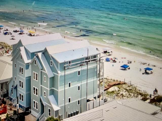 6705 Gulf Drive, Panama City Beach, FL 32408 (MLS #852357) :: Beachside Luxury Realty