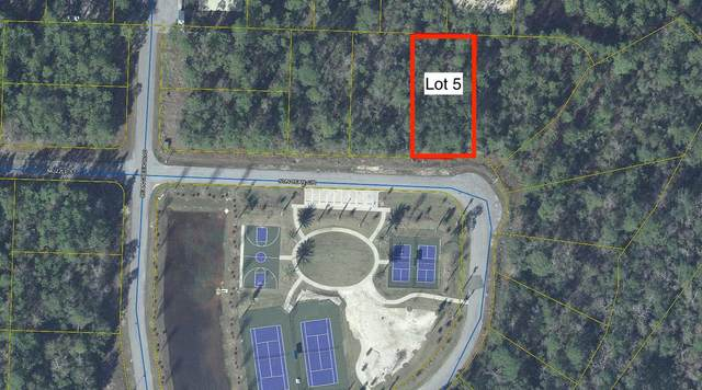 Lot 5 Sun Bear Circle, Freeport, FL 32439 (MLS #852365) :: Better Homes & Gardens Real Estate Emerald Coast
