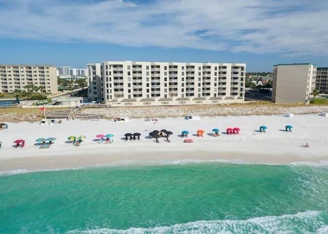 506 Gulf Shore Drive #119, Destin, FL 32541 (MLS #852371) :: Keller Williams Realty Emerald Coast