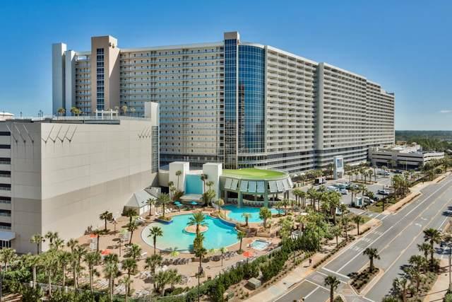 9860 S Thomas Drive Unit 2012, Panama City Beach, FL 32408 (MLS #852425) :: Berkshire Hathaway HomeServices Beach Properties of Florida