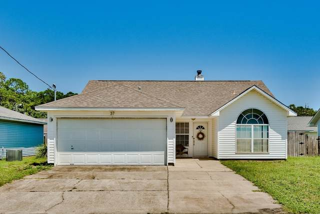 37 Stowe Road, Mary Esther, FL 32569 (MLS #852428) :: Better Homes & Gardens Real Estate Emerald Coast