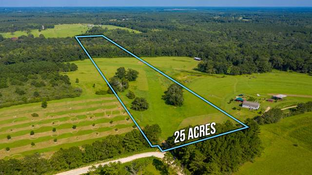 25.53 Ac Ludlam Road, Laurel Hill, FL 32567 (MLS #852484) :: Classic Luxury Real Estate, LLC