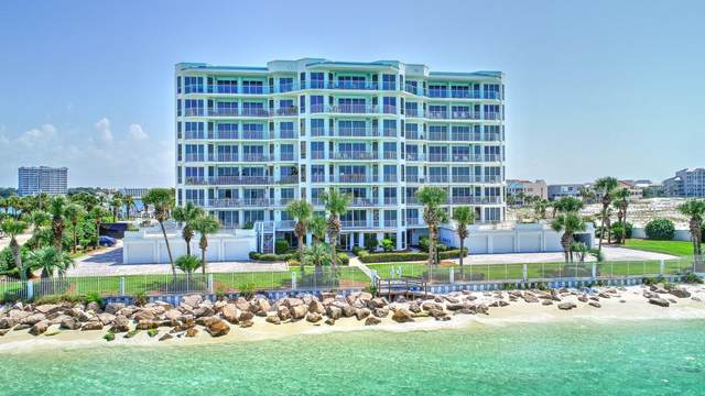 280 Gulf Shore Drive #243, Destin, FL 32541 (MLS #852495) :: Linda Miller Real Estate