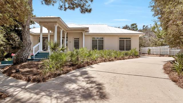 3 Wood Beach Drive, Santa Rosa Beach, FL 32459 (MLS #852496) :: Better Homes & Gardens Real Estate Emerald Coast