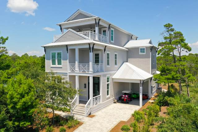 446 Morgans Trail, Santa Rosa Beach, FL 32459 (MLS #852497) :: Vacasa Real Estate
