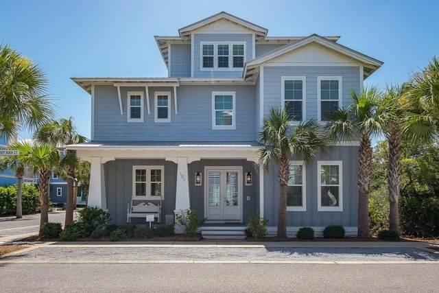 101 W Seacrest Beach Boulevard, Inlet Beach, FL 32461 (MLS #852537) :: Somers & Company