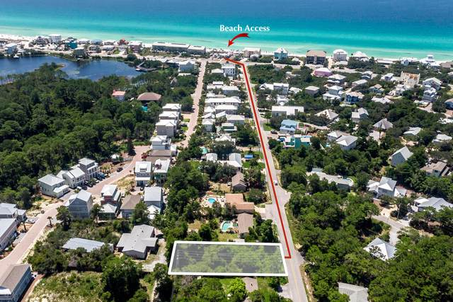 Lot 19 Hilltop Drive, Santa Rosa Beach, FL 32459 (MLS #852544) :: Back Stage Realty