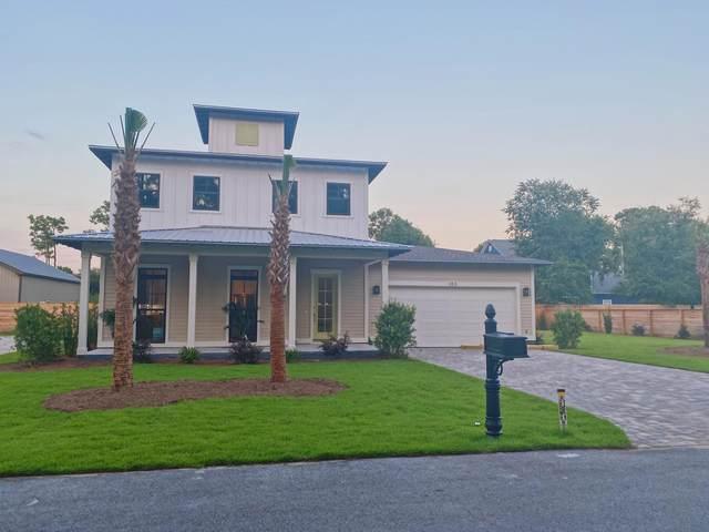 103 E Lamb Drive, Santa Rosa Beach, FL 32459 (MLS #852562) :: Vacasa Real Estate