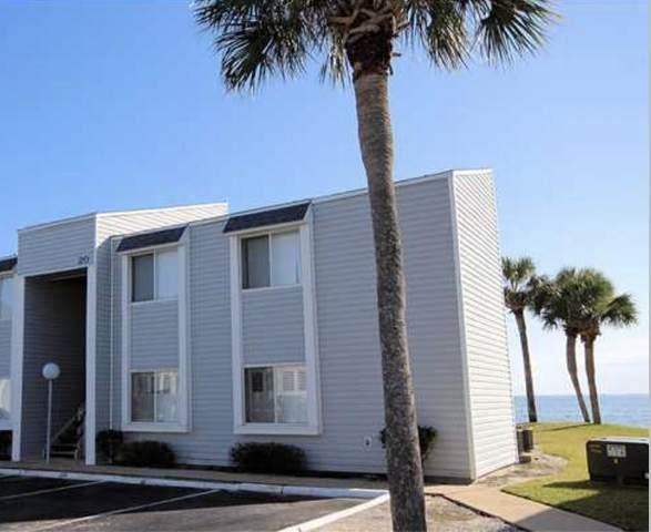 101 Old Ferry Road 20A, Shalimar, FL 32579 (MLS #852572) :: Linda Miller Real Estate