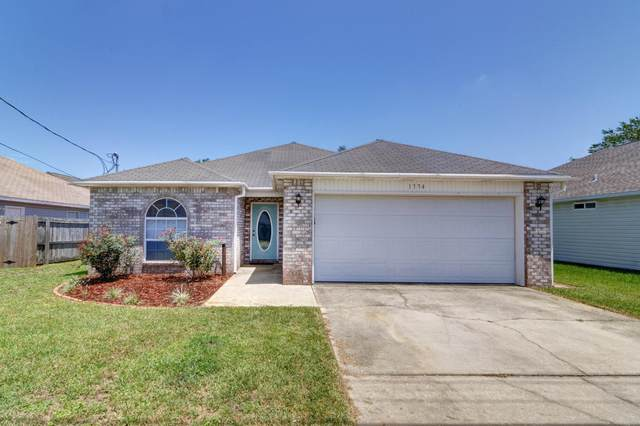 1774 Old Ranch Road, Fort Walton Beach, FL 32547 (MLS #852577) :: Scenic Sotheby's International Realty