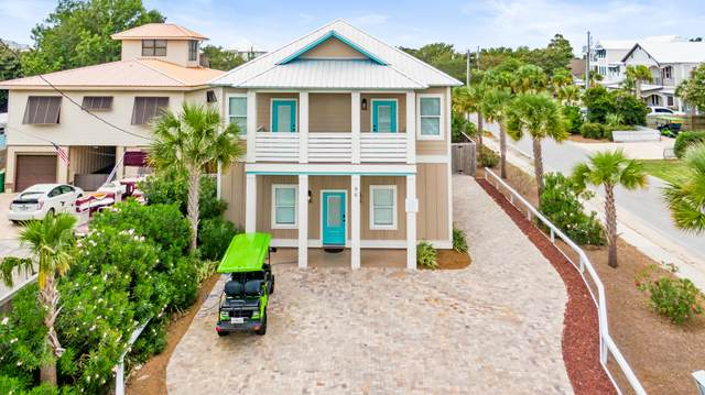 96 Tarpon Street Street, Destin, FL 32541 (MLS #852591) :: Berkshire Hathaway HomeServices Beach Properties of Florida