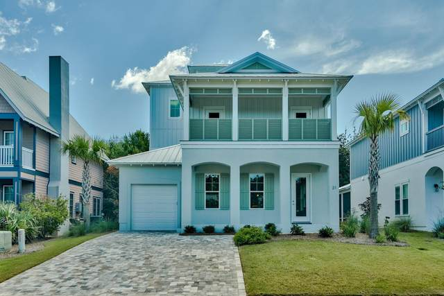 Lot 55 W Willow Mist Road, Inlet Beach, FL 32461 (MLS #852593) :: Back Stage Realty