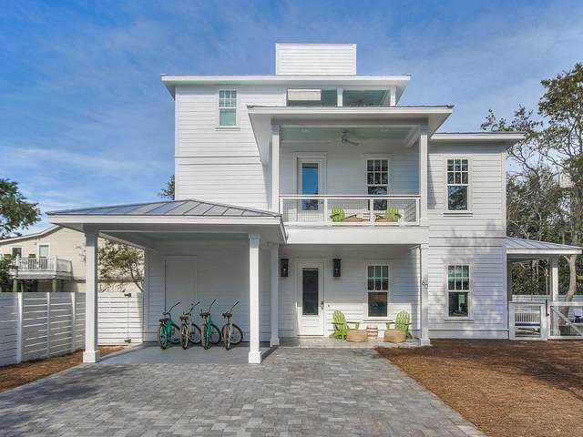 60 Blue Lake Road, Santa Rosa Beach, FL 32459 (MLS #852610) :: ENGEL & VÖLKERS